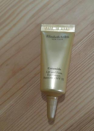 Крем для глаз elizabeth arden ceramide lift and firm eye cream 5 мл