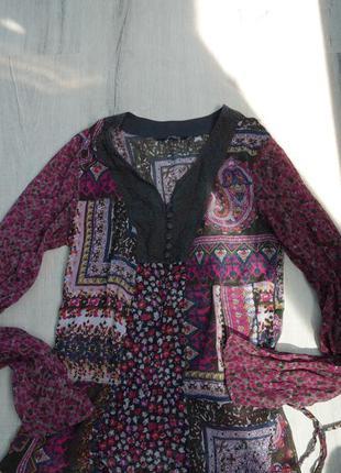 Фирменная женская блузка туника