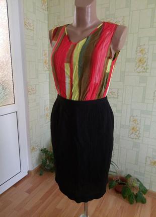 Классическая юбка. теплая. шерстяная