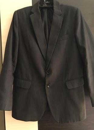 Пиджак для мальчика 11-12 лет