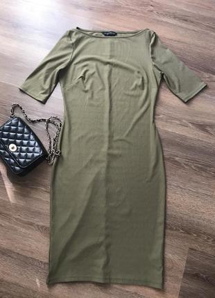 Платье по фигуре