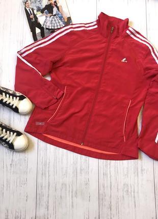 Спортивная куртка ветровка  олимпийка оригинал adidas