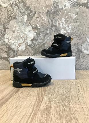 Kangaroos 22-23 р ботинки сапоги черевики чобітки