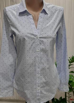 Рубашка блузка h&m женская