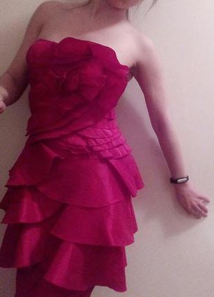 Вечірнє брендове плаття