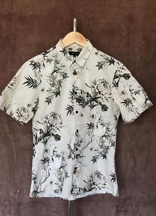Рубашка тениска river island h&m asos zara