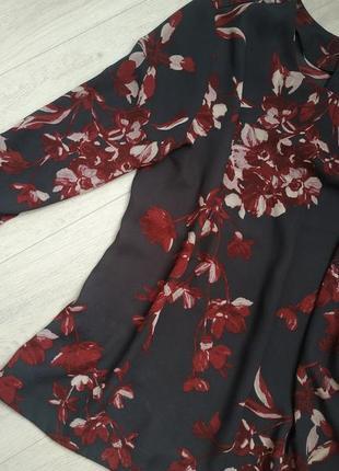 Блуза, блузка с рукавами 3/4.