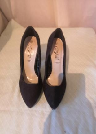 Туфли каблук4 фото