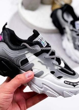 Новинка 😍стильные кроссовки в наличии