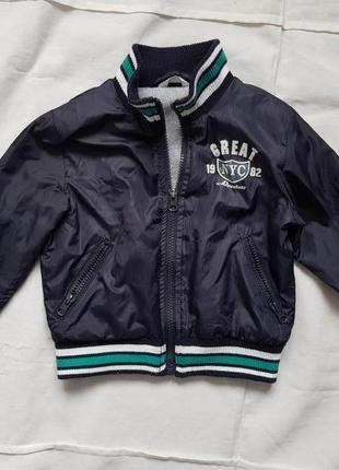 Куртка ветровка 80 86 см