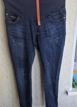Теплые джинсы для беременной