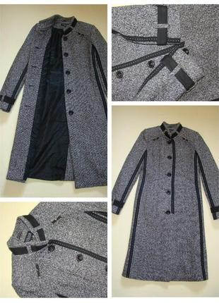 Женское шерстяное пальто volsar