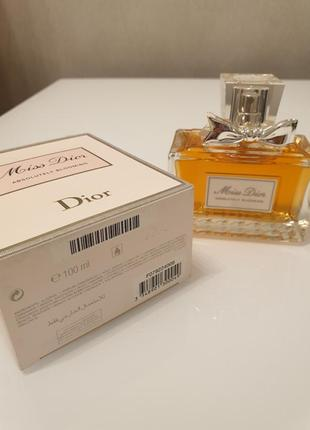 """Парфюм dior """"miss dior"""" absolutely blooming, 100 мл"""