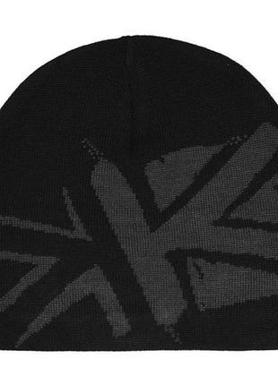 Фирменная мужская теплая черная шапка karrimor alpiniste оригинал англия