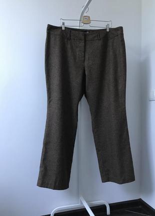 Брюки 20 р. батал шерсть venezia jeans