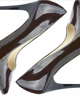 Лодочки туфли на каблуках кожа {zara mango massimo ditto asos }