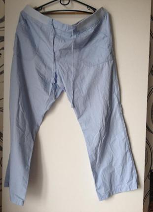 Супер летние штаны из чистого хлопка из бангладеш