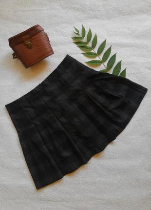 Плиссированная юбка 👍💥