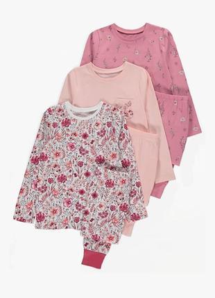 Пижама для девочки george