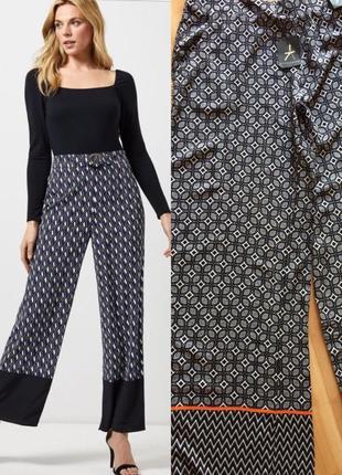 Стильные брюки палаццо 🍊 колоты