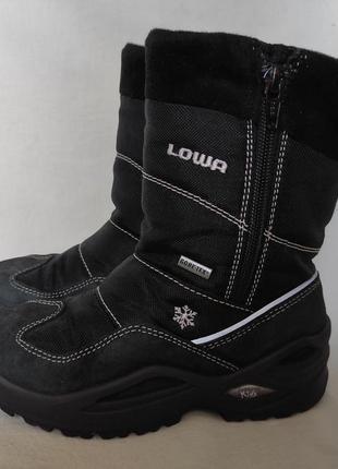 Термо сапоги ботинки lowa al-k fabi gtx. 31