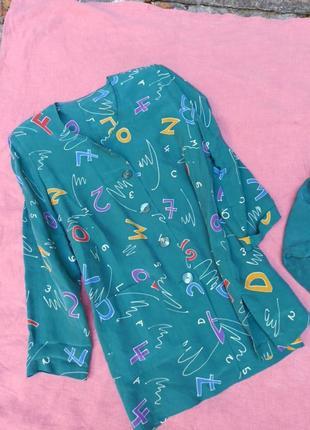 Romana пиджак винтаж cupro