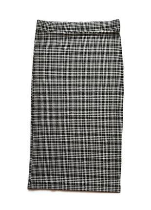 Трикотажная юбка карандаш, бренд miss selfridge