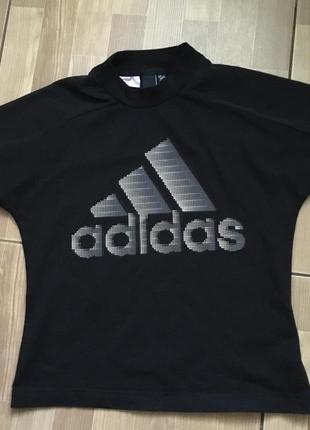 Футболка для девочки  adidas на 10/11 лет