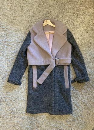 Пальто собственного дизайна