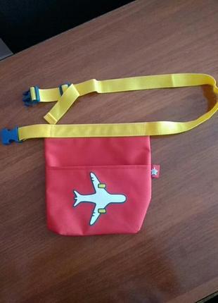 Детская сумочка на пояс