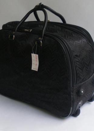 0bf490af4234 Дорожная сумка на колесах с выдвижной ручкой, среднего размера, цена ...