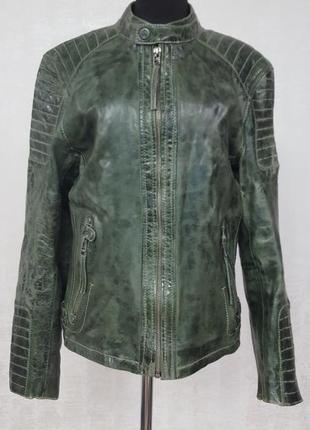 Gipsy германия кожаная куртка