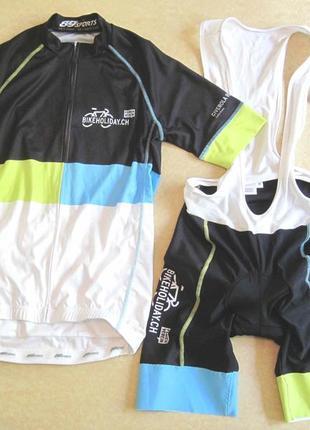 Вело костюм 89 sports, размер m