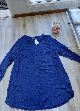 Длиная блуза h&m
