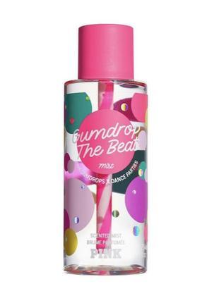 Мист спрей victoria's secret pink gumdrop the beat