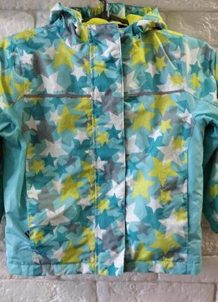 Термокуртка мембранная lupilu
