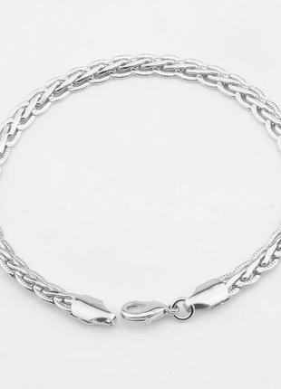 Красивый браслет, стерлинговое серебро 925