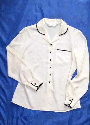 Классическая блузочка , бренд marks & spencer