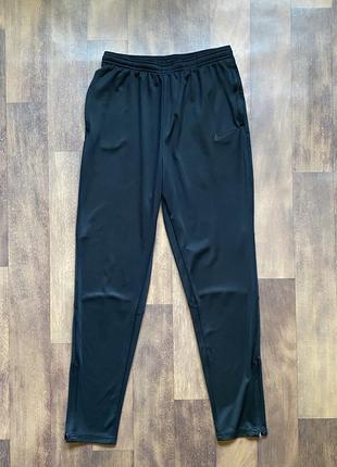 Мужские спортивные штаны спортивки nike dri-fit оригинал размер s
