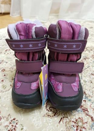 Термо черевики том.м. 26 розміру