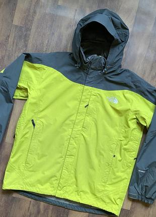 Мужская куртка ветровка the north face hyvent оригинал размер l