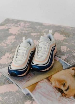 Шикарные женские кроссовки nike air max 7202 фото
