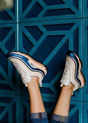 Шикарные женские кроссовки nike air max 7207 фото