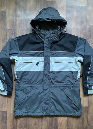 Мужская горнолыжная зимняя куртка helly hansen оригинал размер xl