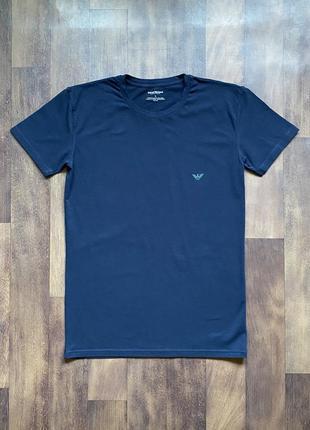 Мужская футболка emporio armani underwear