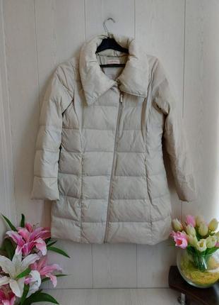 Стильная брендовая куртка-зефирка/удлиненная куртка демисезонная/куртка осень весна