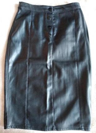 Спідниця/юбка шкіряна