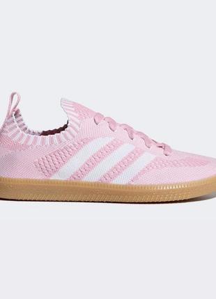 Женские тканевые кроссовки adidas samba cq2685 оригинал размер 40