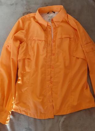 Рубашка ветровка columbia