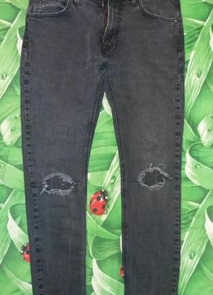 Мужские джинсы lee
